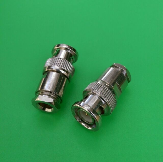BNC Male Solder Connector for RG59 /& RG62 USA Seller 1 PC