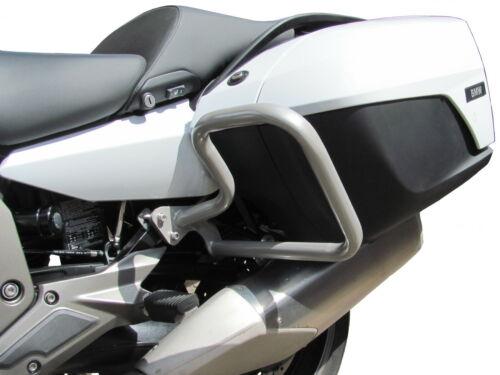 2011-2016 Grau Rückseite Sturzbügel // Schutzbügel Heed BMW K 1600 GT//GTL