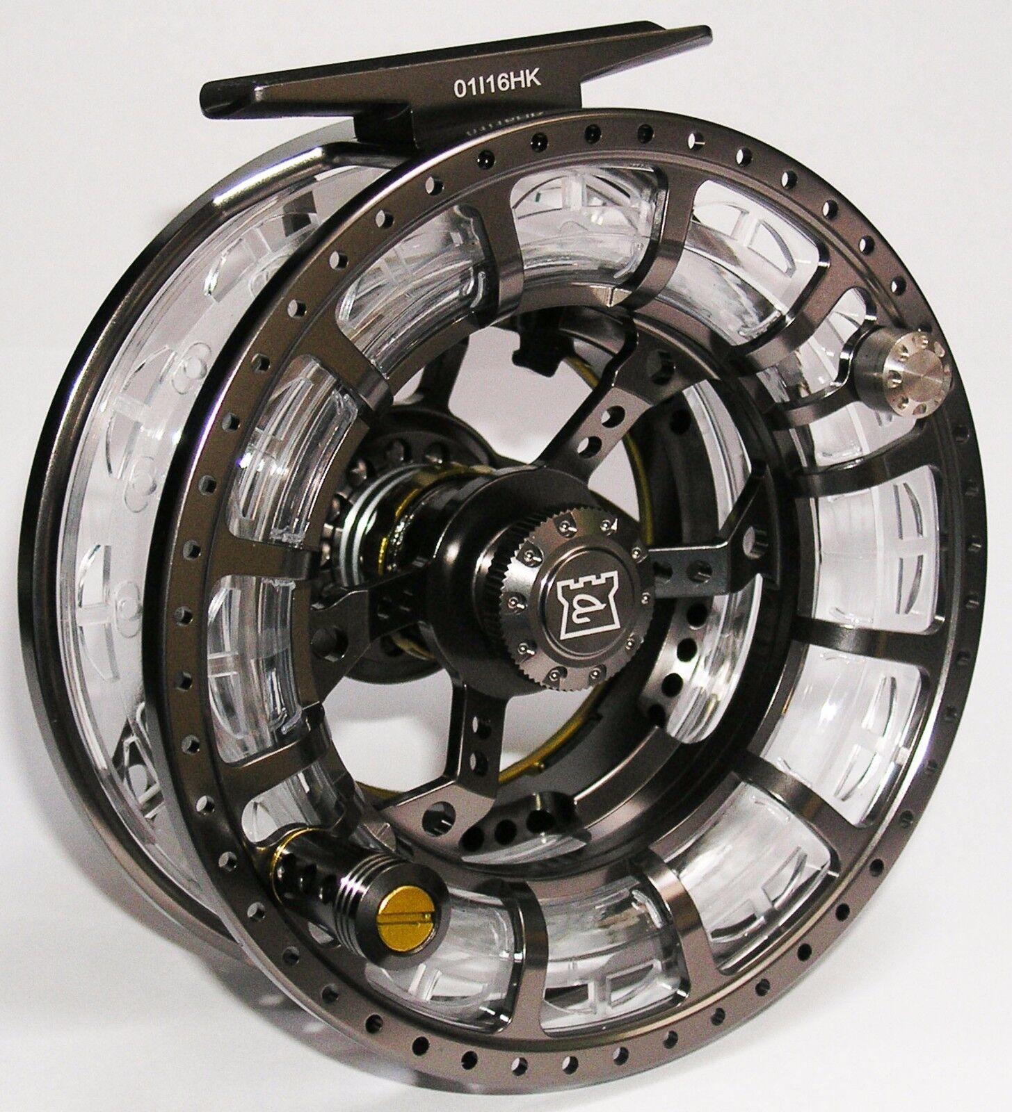 House of Hardy Ultralight ASR 4000 - Cassettem-Rolle - NEU
