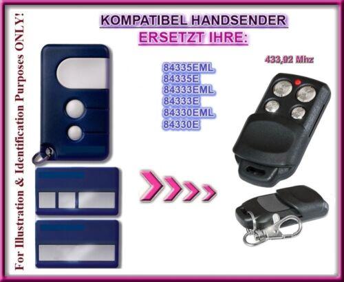 Liftmaster 94335E ersatz handsender 433,92Mhz Kompatibel mit Chamberlain 94335E