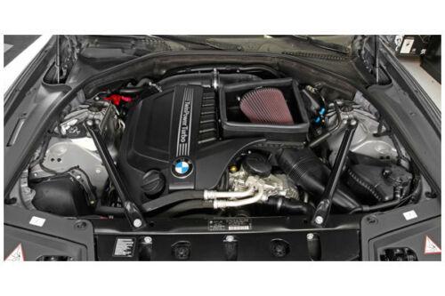 K/&N Performance Air Intake System 2011-2016 BMW 535i 3.0L