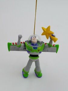 Grolier-Disney-President-039-s-Edition-Christmas-Ornament-Buzz-Lightyear-Toy-Story