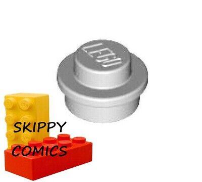 2445 - light Gray  KG x2 LG2445 LEGO lot GRIS CLAIR plaque 12x2 ref