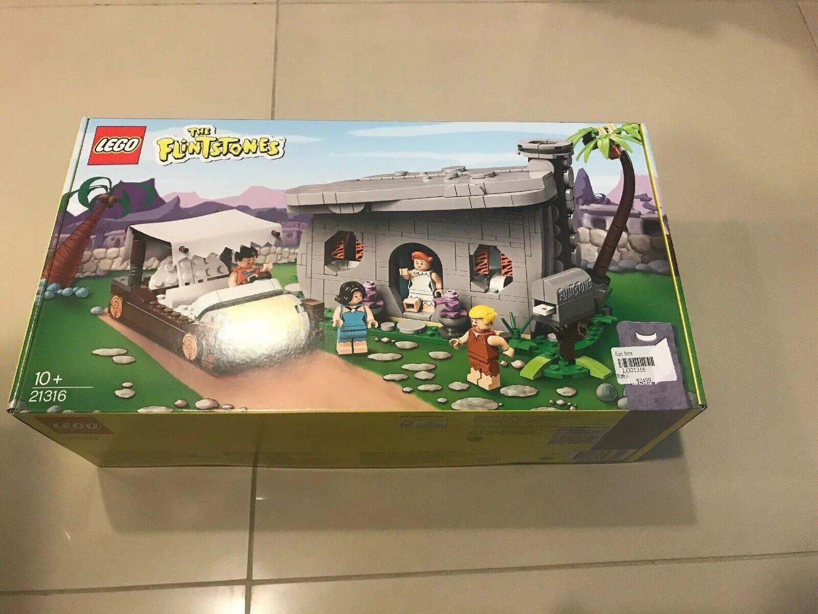 Limited Edition Edition Edition flintstone Lego - Ready To Ship 3cb308