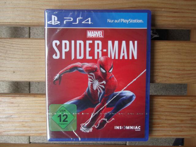 Marvel's Spider-Man - Sony PlayStation 4 Neu & OVP