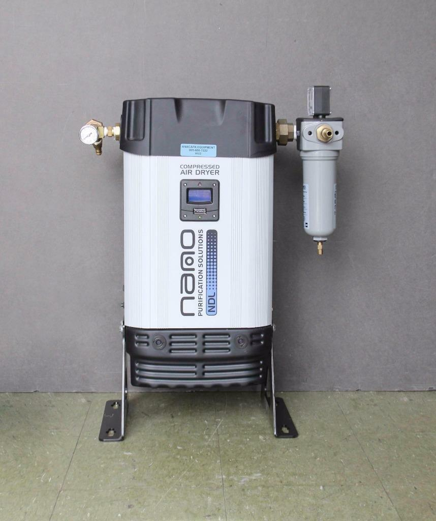 Nano Purification Solutions Desiccant NDL-060 Compressed Air Dryer (4022)