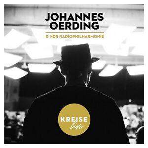 Johannes oerding & ndr radio Filarmonica-CERCHI LIVE CD NUOVO