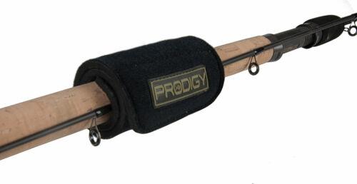 Greys Prodigy ROD bandes Tip Butt Protections Wet Net sac de pêche