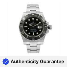 Rolex Submariner Black on Black Steel Ceramic Automatic Mens Watch 116610LN