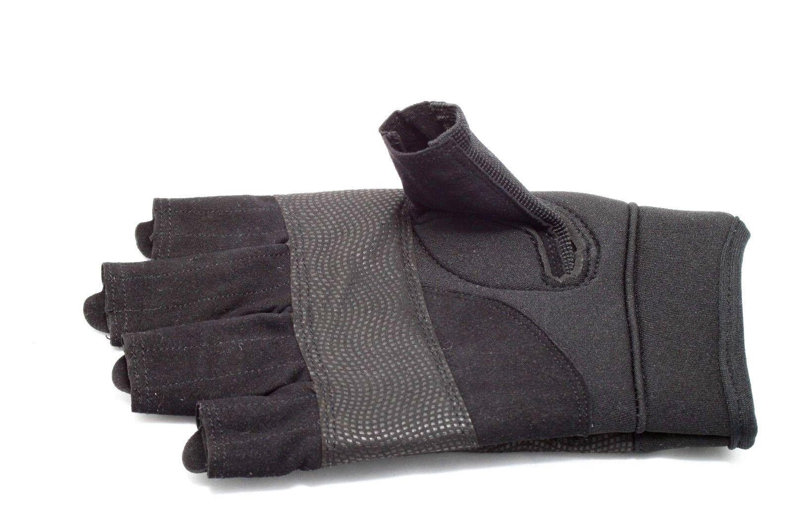 Fitness Handschuhe Trainingshandschuhe Neopren Handschuh Kraft Training Sport XL