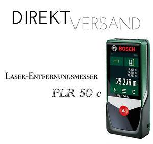 Bosch PLR 50 C láser distancia cuchillo distancia cuchillo medidor de nuevo  </span>