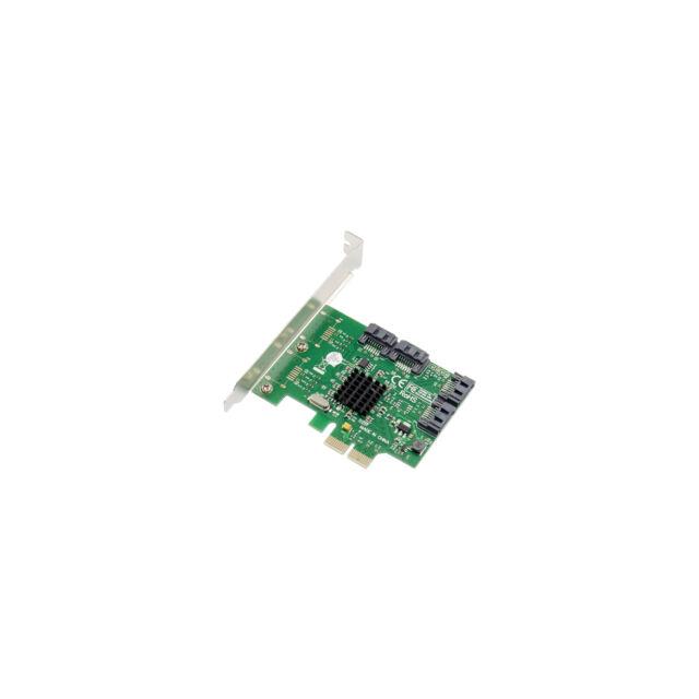 IDE RAID 0//1 Combo Card Marvel 88SE9128 Chipset eSATA PCI-Express SATA 3.0