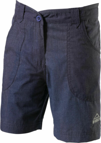 McKinley Enfants Filles Loisirs-randonnée trekking-Short Pantalon Bermuda uwapo Bleu