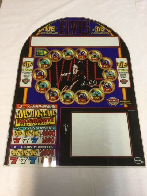 Igt elvis slot machine lady luck casino black hawk reviews