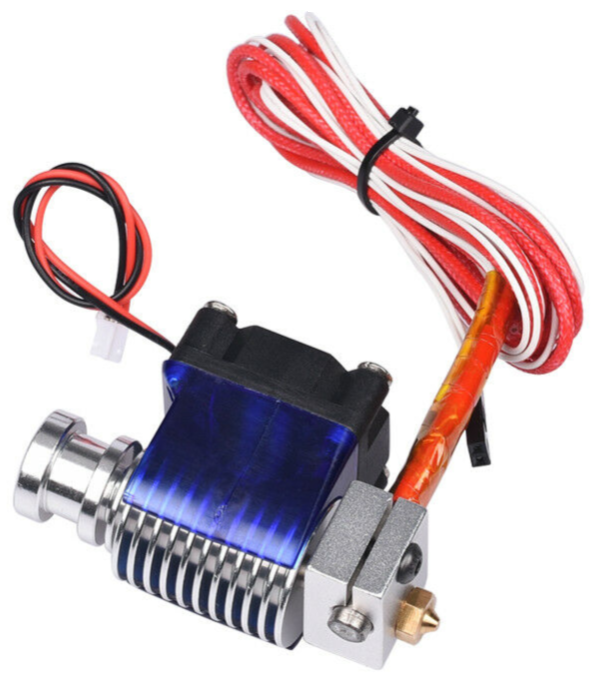 BIQU V6 Direct Wade Extruder J-head Hotend Cooling Fan For 1.75mm/3mm 0.3/0.4MM