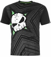 No Fear Men's T-shirt Motocross skull Logo