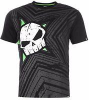 No Fear Men's T-shirt Motocross skull Logo Neu