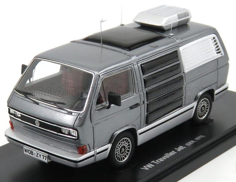 Resina Maravilloso-MODELCAR Volkswagen T3 viajero Jet 1979 - 1 43 - ltd.ed.333 PC