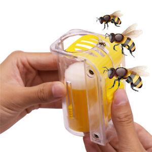 Garden-Bee-Queen-Marking-Catcher-One-Handed-Marker-Bottle-Plunger-Plush-Tool