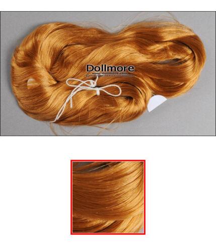 SARAN Hair 1 oz Carrot Red Brown 0545 Custom OOAK//Reroots  30gram