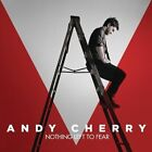 Nothing Left to Fear 0083061092924 by Andy Cherry CD