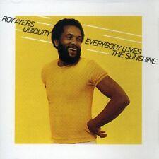 Roy Ayers, Ubiquity - Everybody Loves the Sunshine [New CD]