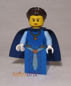 Lego Queen Halbert 70325 with Cape Nexo Knights Minifigure