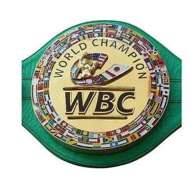 WBC Boxing World  Champion Belt