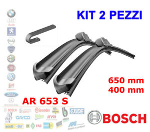 Kit 3397118911 Containing 2/Bosch Aerotwin Front Wiper Blades.