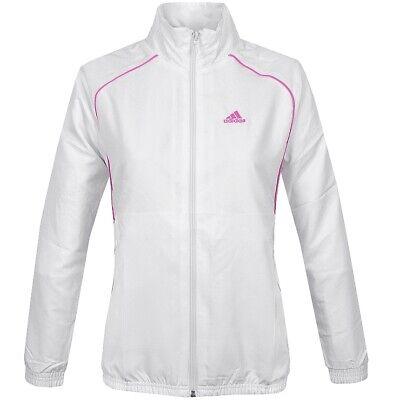 WeisspinkEbay Jacket Damen Jacke Windjacke Adidas Trainingsjacke Sportjacke Tennis j3Rc5ALS4q