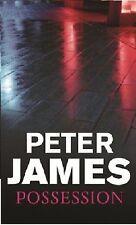 PETER JAMES _____ POSSESSION ____ BRAND NEW ____ FREEPOST UK