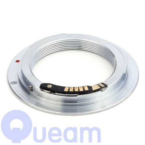 HOT Pixco EMF AF Confirm M42 Lens to Canon EOS Adapter 5D Mark III 70D 600D 7DII