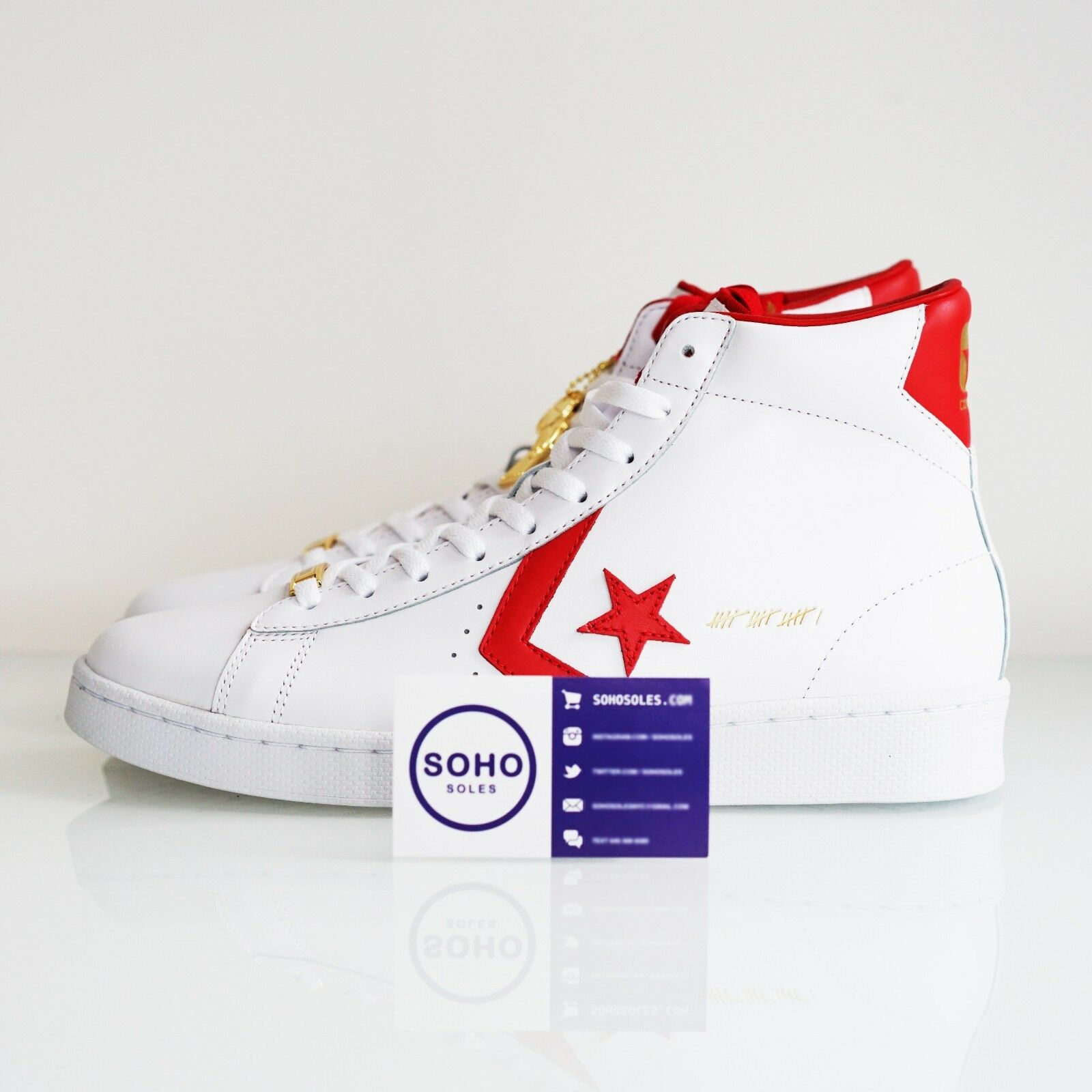 Converse Pro Leather The Scoop Champions Think 16 - Größe 8 10 11 - SHIPS NOW