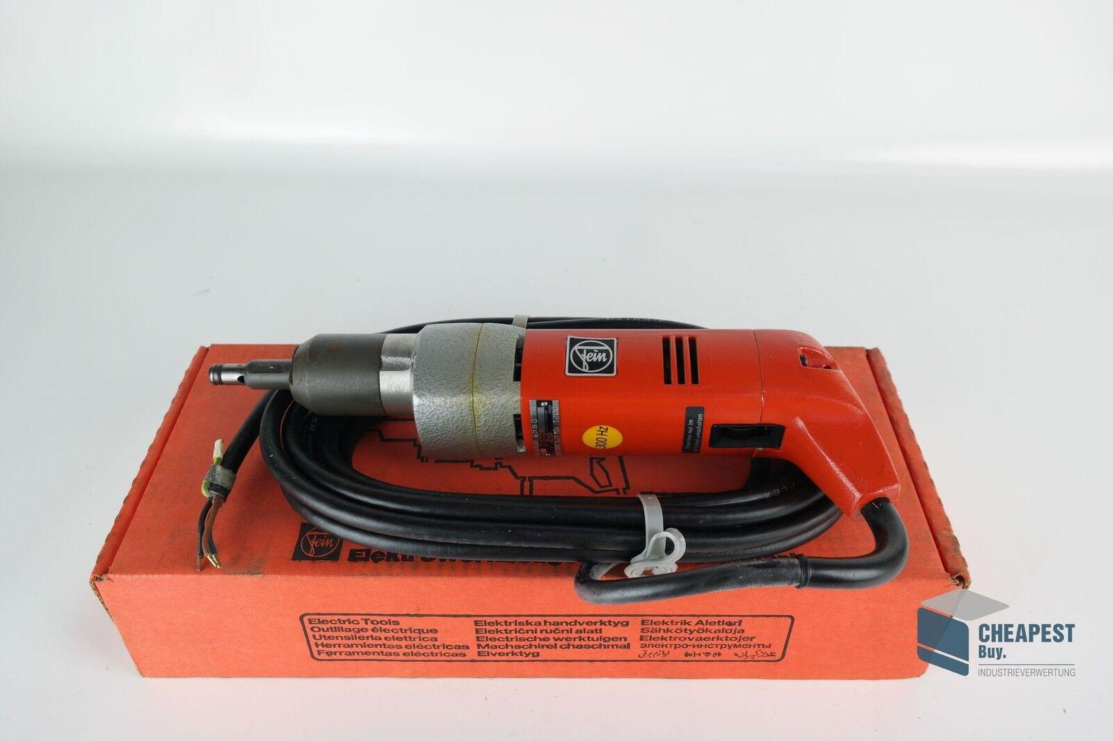 Fein Fein Fein 8000 Alta Frecuencia Destornillador 300 Hz,hf-schrauber,81207 270w,200v 623270
