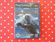 Baldur's gate Dark Alliance II/2 PlayStation 2 ps2 en OVP con instrucciones