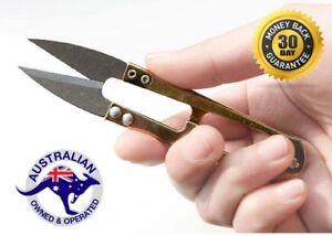 Sharp-Full-Steel-amp-Metal-Fishing-Line-Braid-Mono-Cross-Stitch-Scissors-Cutter