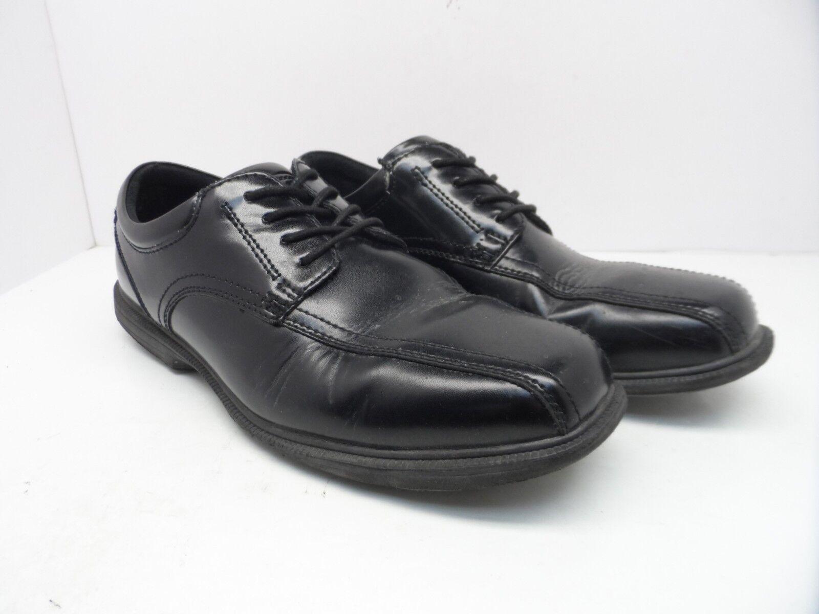 Nunn Bush Men's Shoe Bartole St Casual Dress Shoe Men's Oxford Black Size 12M d34789