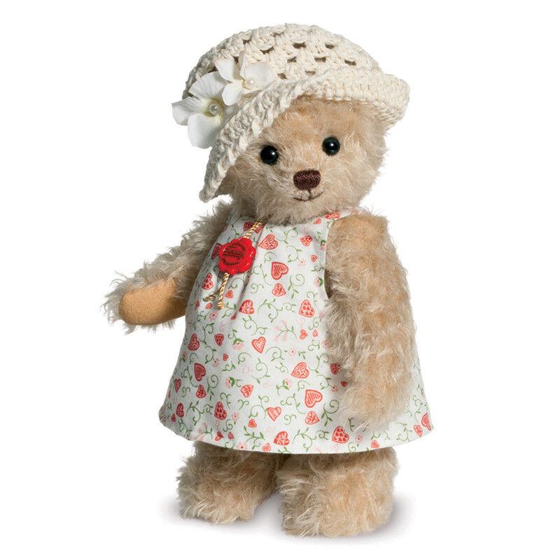 Teddy Hermann 'Emilia' limited edition collectable mohair teddy bear - 11726