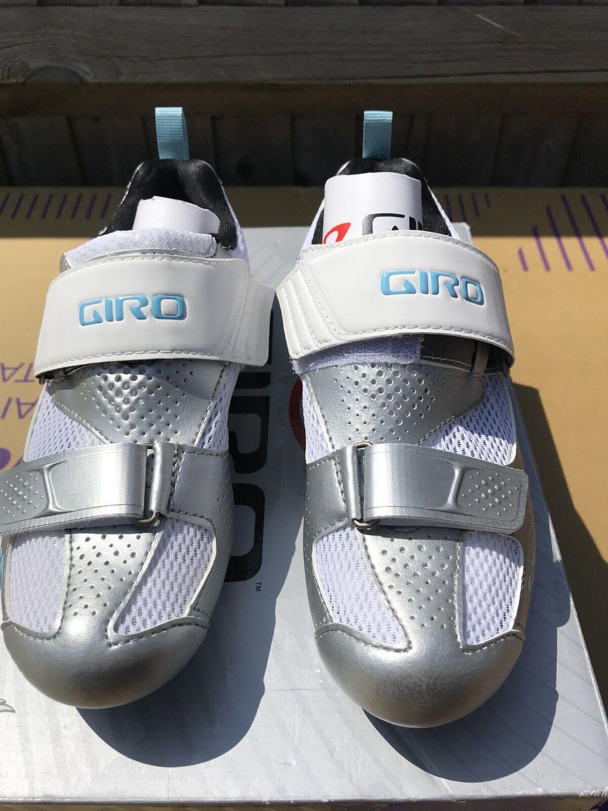 Giro Flynt Tri shoes - Brand New - RRP.99 - EUR37