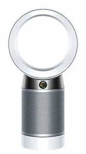 Dyson-DP01-Pure-Cool-Air-Purifier-amp-Desk-Fan-USED-White-Silver