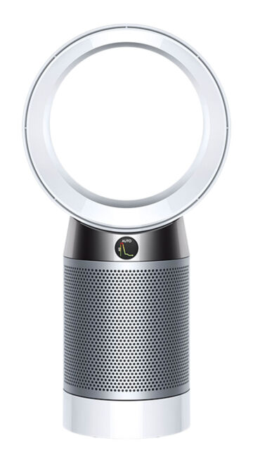 Dyson Pure Cool, DP04 - HEPA Air Purifier and Fan, White/Sil