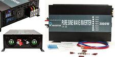 24V to 240V 50HZ 3000W Single Phase Off Grid Pure Sine Wave Home Solar Inverter