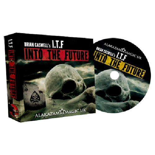 Into the Future  by Brian Caswell e Alakazam Magic  outlet online economico