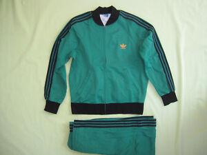 Détails sur Survetement ADIDAS ATP Ventex 70'S veste Pantalon Tracksuit Vintage 174 M