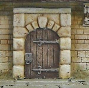 Building fittings & Accessories Doors, Windows, Cart 15/18mm Scale metal cast