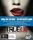 True Blood : Season 1 (Blu-ray, 2010, 5-Disc Set)