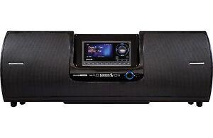 Sirius SUBX2 Portable Satellite Radio Boombox with Dock