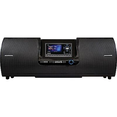 Sirius SUBX2 Portable Satellite Radio Boombox with Dock