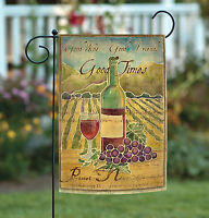 Toland - Pinot Noir - Good Times Wine Vino Grapes Garden Flag