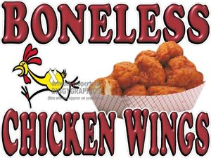 BONELESS-CHICKEN-WINGS-VINYL-DECAL-CHOOSE-SIZE-CONCESSION-STAND-BOARDWALK
